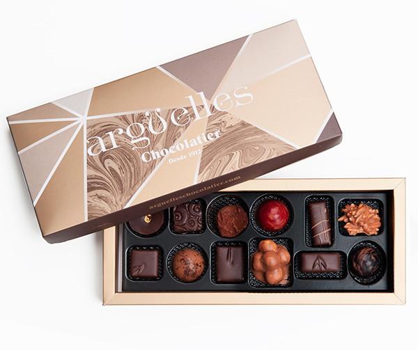 Comprar bombones online - tienda de chocolate - Arguelles Chocolatier