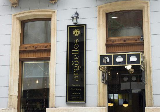 Pasteleria Arguelles - La mejor pastelería en Gijon - arguelleschocolatier.com